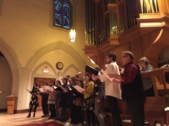 St Matthias Choir