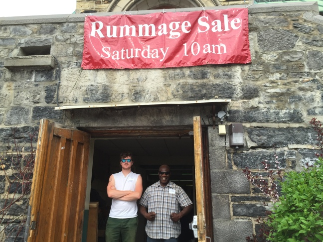 St Matthias' Rummage Sale