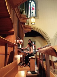 Organ Chelsea