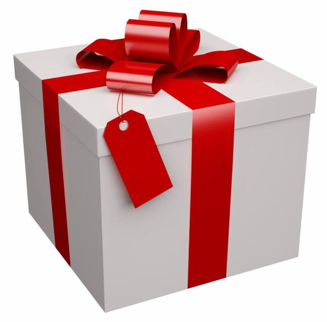 White_gift